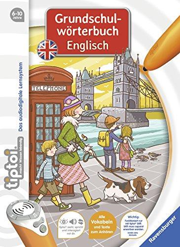 tiptoi® Grundschulwörterbuch Englisch (tiptoi® Lernen)
