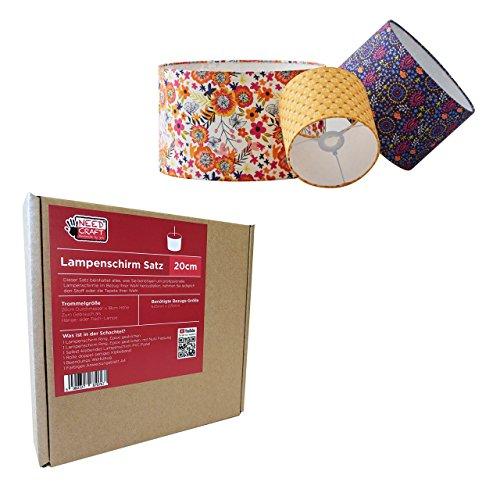 rstellungssatz für Hängelampen oder Tischlampen (Kunst Und Handwerk, Teppich)