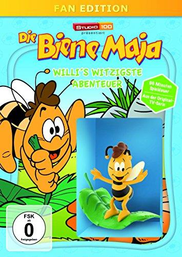 Die Biene Maja - Fan Edition (+ Willi Sammelfigur)