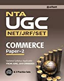 NTA UGC NET / JRF /SET Commerce Paper 2 2019 2018 Solved Papers and 3 Model Papers