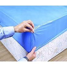 Premier 2501 - Fundas de colchón impermeables (90 x 210 x 20 cm, 10