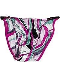en mode aimerfeel Lingerie ensemble soutien-gorge en satin femme rose ou bleu, fille push-up, 80A-95F