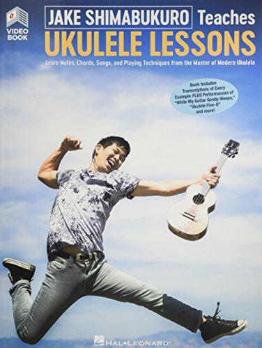 Jake Shimabukuro Teaches Ukulele (Book/Video Online) por Jake Shimabukuro