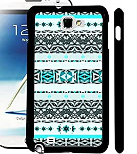 ColourCraft Tribal Pattern Design Back Case Cover for SAMSUNG GALAXY NOTE 2 N7100