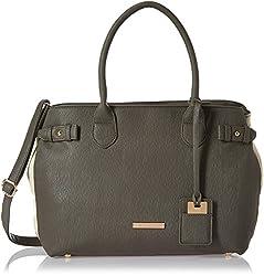 Stella Ricci Womens Handbag (Grey) (SR145HGRY)