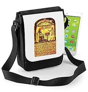 Aleister Crowley stèle de révéler Tablette ou iPad Mini Sac Reporter numérique compatible
