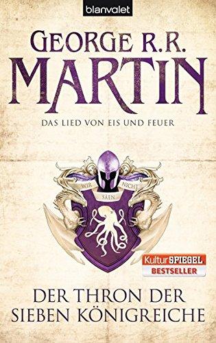 Das Lied von Eis und Feuer 03: Der Thron der Sieben Königreiche (Buch Thrones Game)