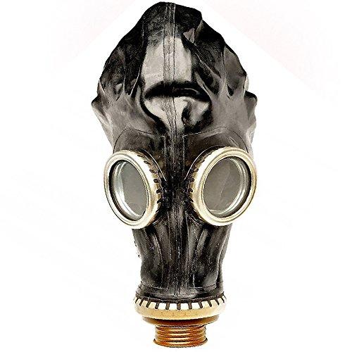 Gas Maske (S/M, schwarz)