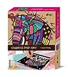 Avenir 01342 Canvas Pop Art Malset, Mehrfarbig