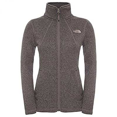 The North Face Damen Tnf Ticker Tape Beanie Fleece-Jacke