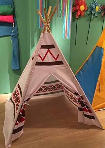 childrens-indoor-outdoor-teepee-wigwam-aztec-play-tent