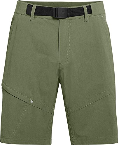 Gonso Herren Arico He-Bike-Shorts, Olivine, S