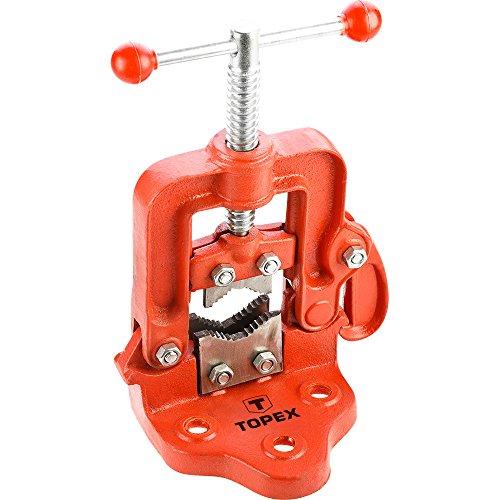 Topex 34d082Rohrschelle-Tiefenanschlag, 10bis60mm