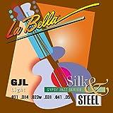 Labella GJL Jeu de Cordes pour Guitare 11/51
