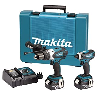 Makita DK18000 LXT 18 V Li-ion Cordless Kit with 2 x Batteries, 2 Piece (B0099SBIFK) | Amazon price tracker / tracking, Amazon price history charts, Amazon price watches, Amazon price drop alerts