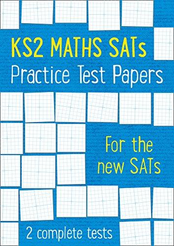 Practice Test Papers - KS2 Maths SATs Practice Test papers: Maths KS2