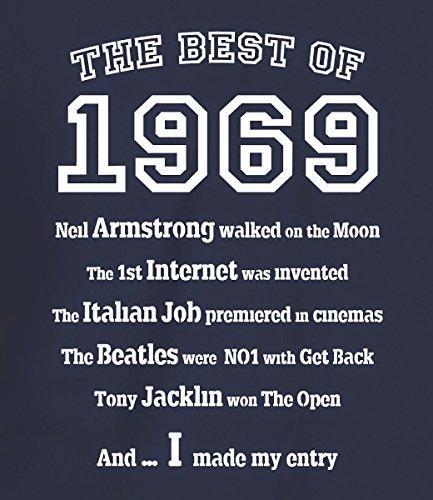 29e20c0d8d718 Da Londra Maglietta da Donna The Best of 1969