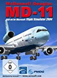 PMDG MD 11 Add-On for FS 2004 (PC CD) [Edizione: Regno Unito]