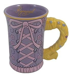Disney Parks Rapunzel Dress Ceramic Mug