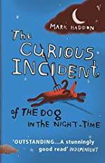 The Curious Incident of the Dog in the Night-time de Mark Haddon