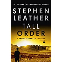 Tall Order (The Spider Shepherd Thrillers Book 15)