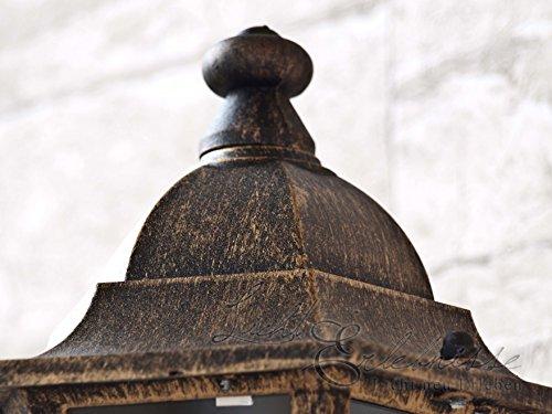 Lanterna da muro in stile antico lacole dettaglio prodotto