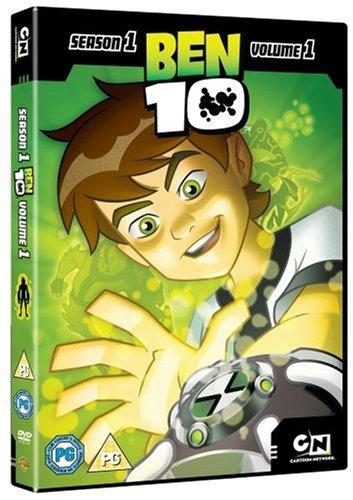 Image of Ben 10: Season 1 - Volume 1 [DVD]
