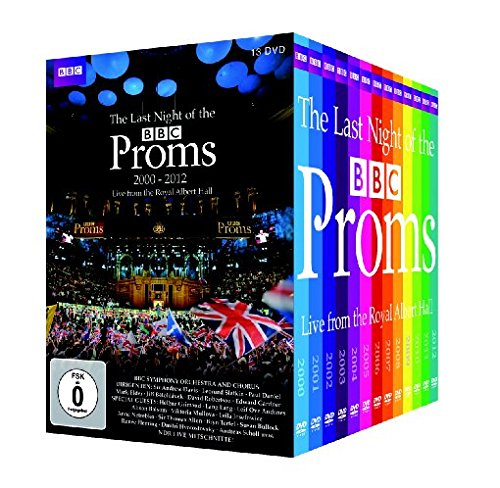 Various Artists - Last Night of the Proms 2000-2012 [13 DVDs]