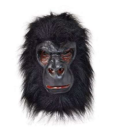 Gorilla Costumes Masque - Gorilla Masque en Latex à cheveux King