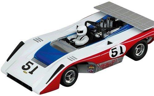 Carrera - 20027352 - Voiture Miniature - Lola T222 - No. 51 - '71 - Echelle 1/32