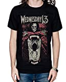 Cosmic Saint Official Wednesday 13 Spider Shovel Unisex T-Shirt The LP Quite Is Violent