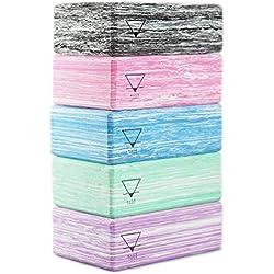 Base Yoga - Fuerte/sólido/ligero - azul