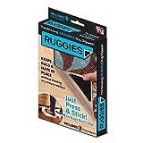 Romote Ruggies - Press Stick on (8 Stück) Wiederverwendbarer Greifer für Wiederverwendbare Matte