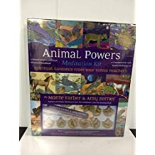 Animal Powers Meditation Kit: Spiritual Guidance From Your Totem Teachers
