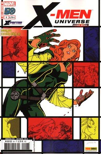 X-men Universe, N° 6 X-Factor par Peter David, Kirk, Edwards, Davidson