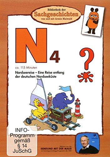 N4 - Nordseereise  (Bibliothek der Sachgeschichten)