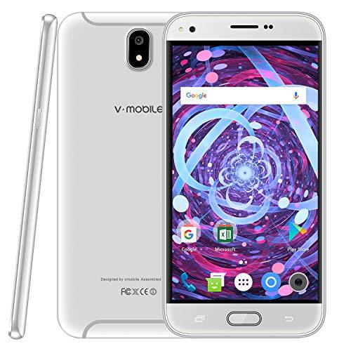 Teléfono Móvil,Smartphone de 5.5 Pulgadas 16GB ROM Smartphone Dual Sim HD+ 1440*720 Pixeles Cámara de 5MP 3G+ V...