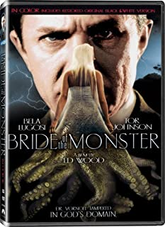 Bride of the Monster by Bela Lugosi