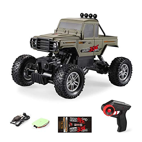 1: 18 DIY Etiqueta RC Off-road Escalada
