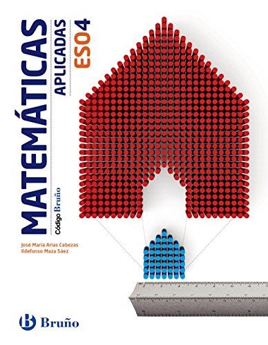 Código Bruño Matemáticas Aplicadas 4 ESO