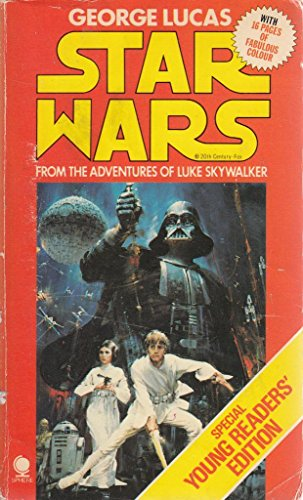 Star wars : from the adventures of Luke Skywalker