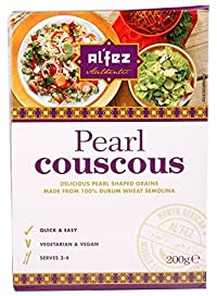 Pack of 2 : Al'Fez Pearl Couscous 200g (Pack of 2)