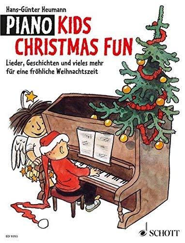 [(Piano Kids Christmas Fun: For Piano German/English )] [Author: Hans-Günter Heumann] [Aug-2001]