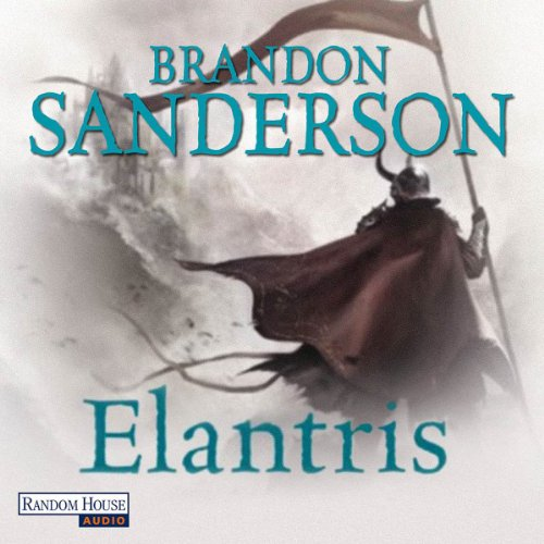 Buchseite und Rezensionen zu 'Elantris' von Brandon Sanderson