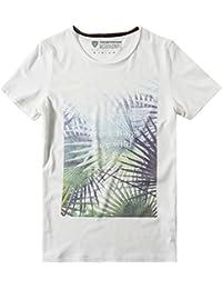 Strellson Sportswear Herren T-Shirt J-Teriq Shortsleeve, Größe: XXL, Farbe: Weiß