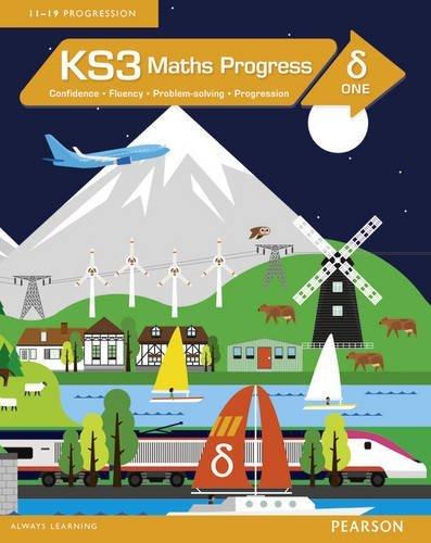 KS3 Maths Progress: Student Book Delta 1 (KS3 Maths series) (July 11, 2014) Paperback