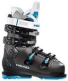 HEAD Damen Advant Edge 85 Skischuhe, Anthracite/Black, 265
