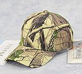 Cappello Berretti da Baseball Amazingdeal365 Unisex Camuffamento Selvaggio Escursionismo Esercito Camo Cap Tattico Berretto Da Baseball Cappello (Verde dell'esercito)