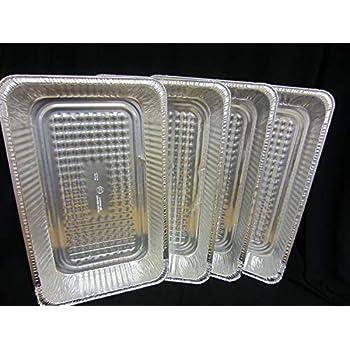 Extra Large Disposable Aluminium Foil Baking Roasting Pan