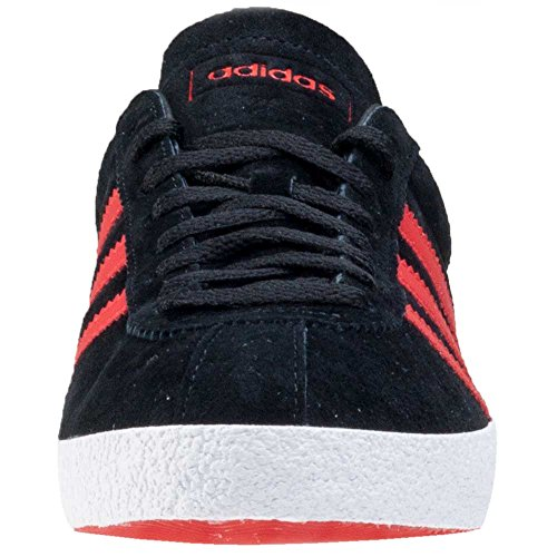 adidas Topanga Black Scarlet White Black Red